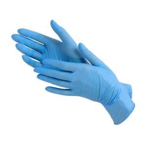 Перчатки нитриловые | Lister Distribution